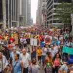 On Sunday 21 September, more than 300,000 marchers flooded the streets of New York City making it the largest climate change march in history and putting this important issue on the top of the global agenda.