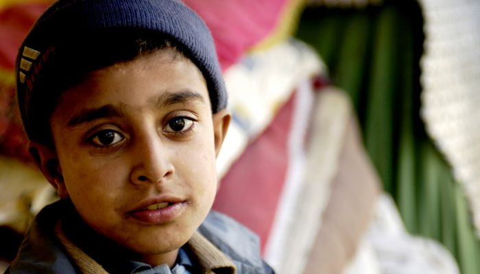 Boy from Balakot, Pakistan.