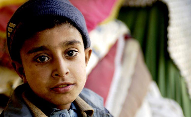 Boy from Balakot, Pakistan.