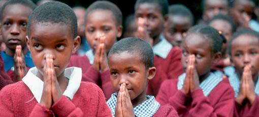 Join us in prayer <br />
