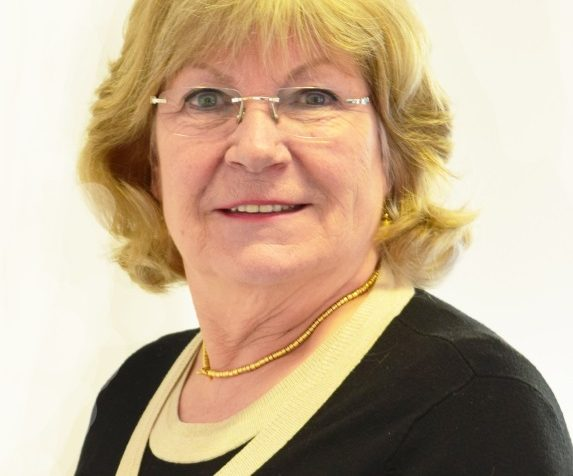 Jan Flawn, CBM Chair of Trustees