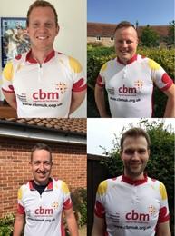 CBM Prudential 100 team