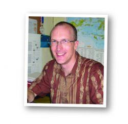 Matthew Hanning is CBM's Country Director for Indonesia