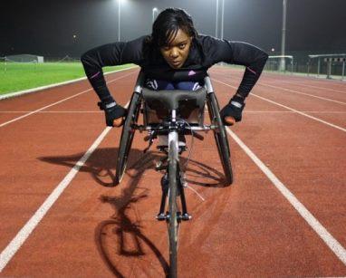 Anne Wafula Strike, CBM champion, paralympian and disability activist