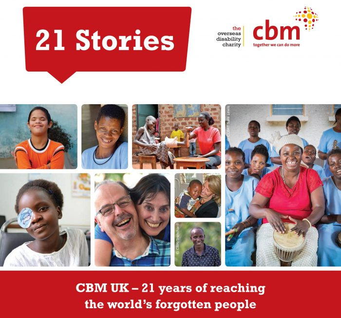 CBM UK - 21 years of reaching the world's forgotten people.