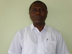 Dr Banza, orthopaedic surgeon in Malawi