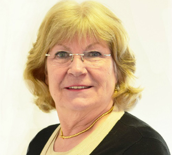 Jan Flawn, CBE and Chair of Trustees, CBM UK