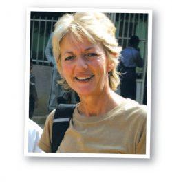 Trudie Goodwin in Nigeria