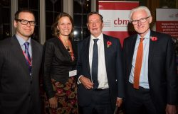 Adrian Sell, Kirsty Smith, Lord Blunkett and Norman Lamb MP