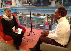 Milka Waruguru from Kenya speaks to BBC Worldwide