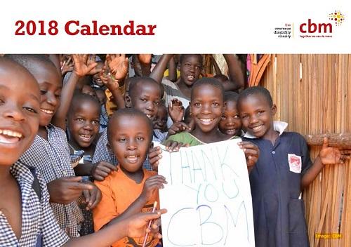 CBM Calendar 2018