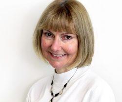 Mary Bishop CBM UK Trustee