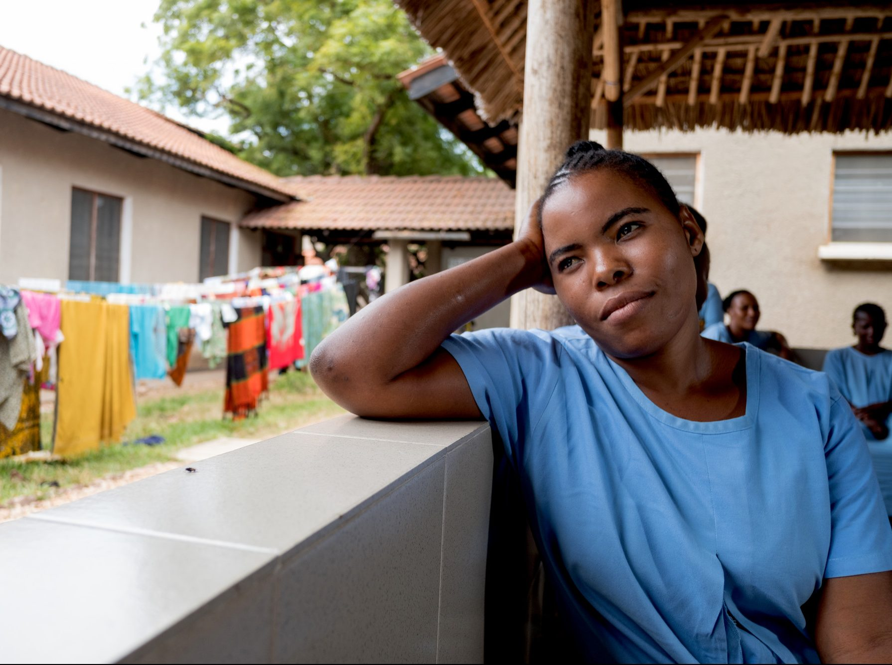 Janeth has had life-transforming surgery for fistula at a CBM-supported hospital in Tanzania.