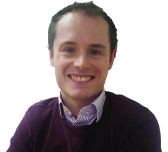 James Raynor, CBM UK Trustee