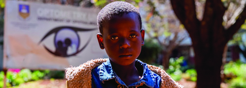 Children like Tawa need your help to see again