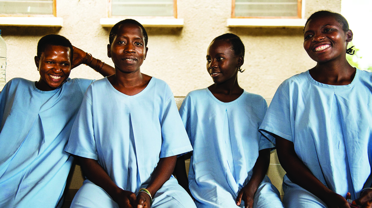 Patients at a CBM-supported hospital in Tanzania have received corrective surgery for fistula.