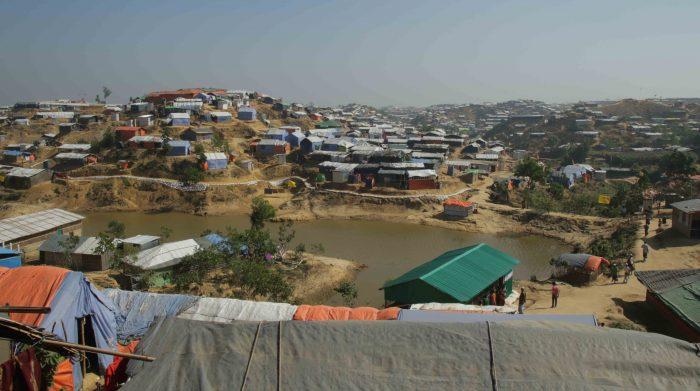 Cox's Bazar, refugee camp, Bangladesh.