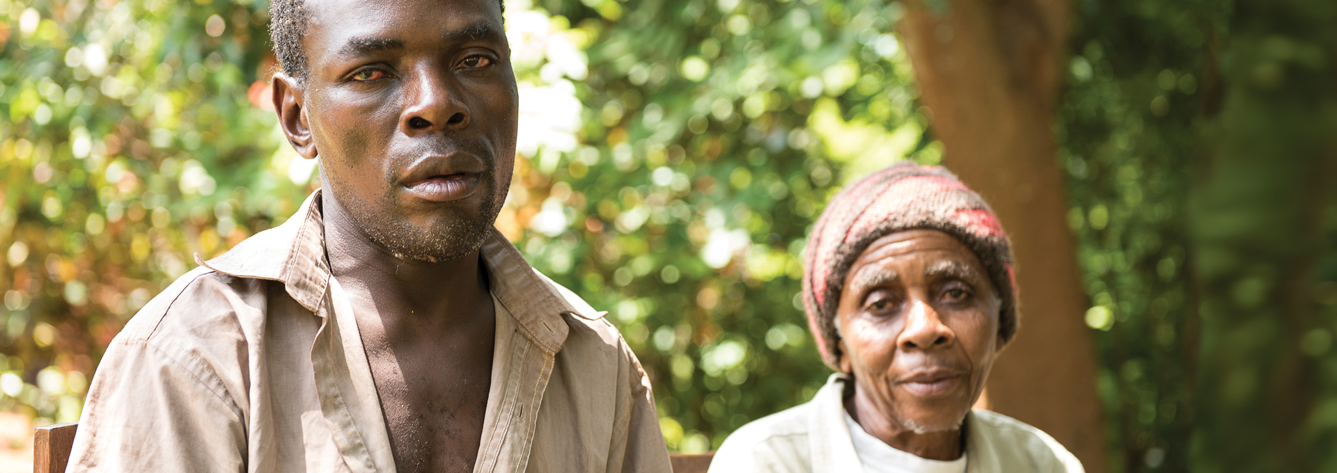Robert and Rose mental health Malawi