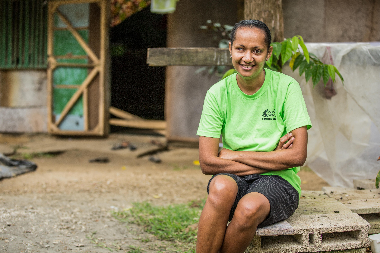 Shirley 24, from Vanuatu