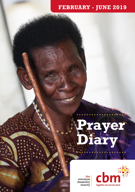 CBM Prayer Diary February-June 2019