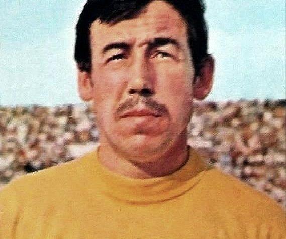 Gordon Banks in 1970