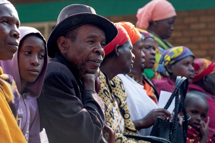 Charles from Rwanda
