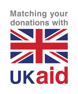 UK Aid Match logo