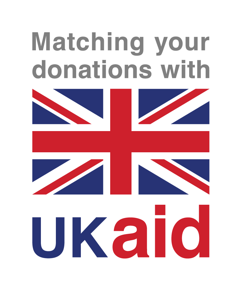 UK Aid Match logo
