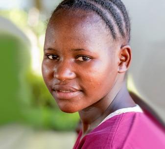 Victoria from Tanzania