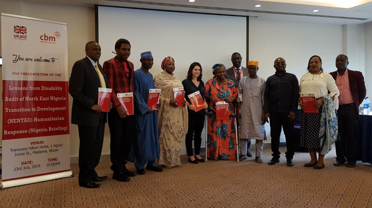 Participants at the high-level event in Abuja, Nigeria.