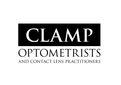 Clamp Optometrists logo