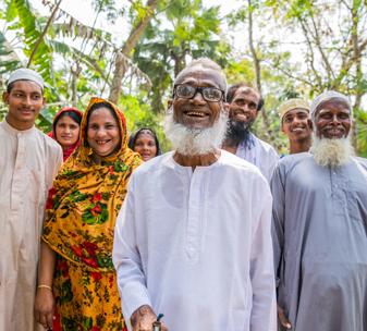 Sultan Gazi and Community