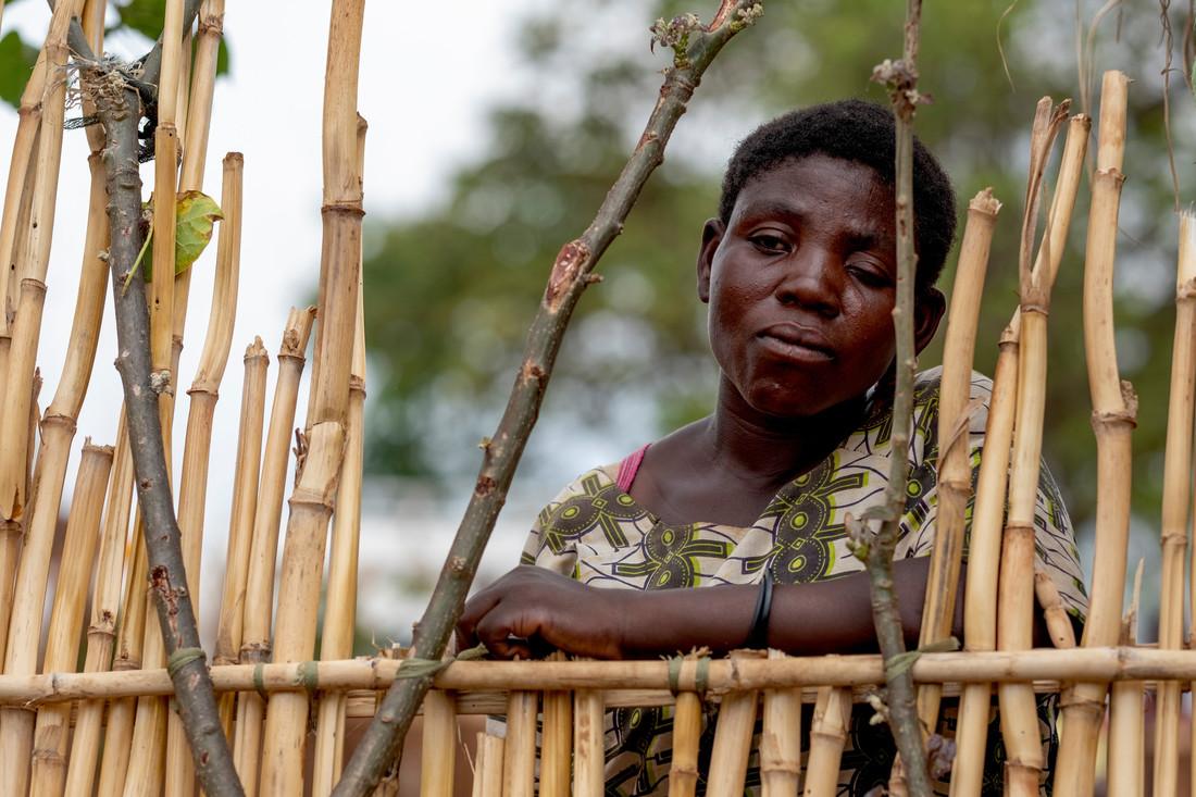 Njiruzalo in a village on the outskirts of Nathanje, Malawi