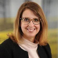 Jayne Rowe, CBM UK Trustee