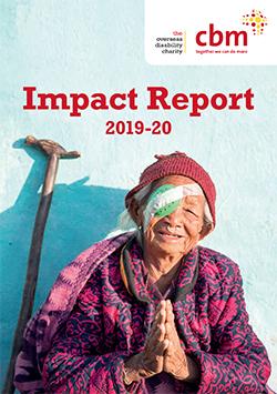 CBM UK Impact Report