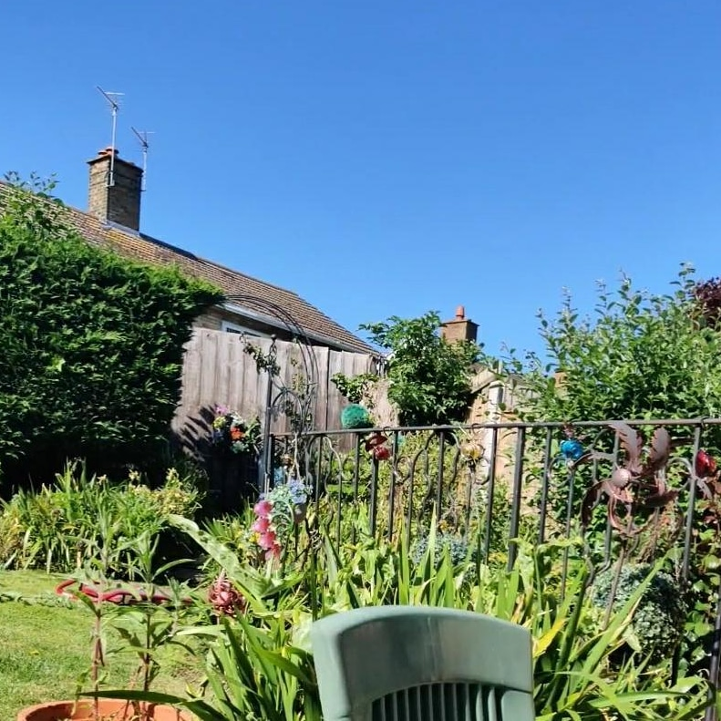 Gardening for an elderly neighbour