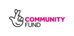 The NationalLottery Community Fund logo