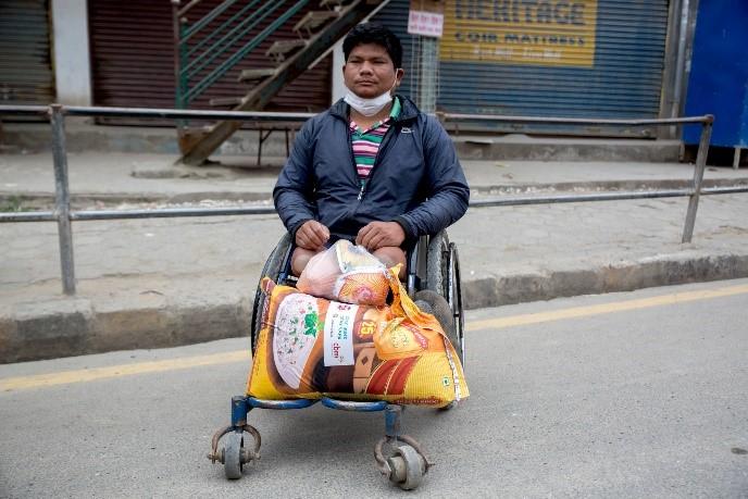Sanjay Chaudhary - COVID-19 Response Nepal